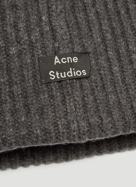 Acne Studios Pansy Large Face Hat