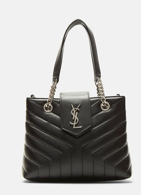 Saint Laurent Lou Lou Quilted Hardware Bag