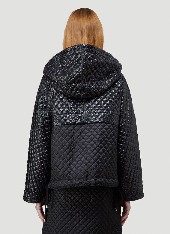 2 Moncler 1952 Citrine Quilted Jacket 4