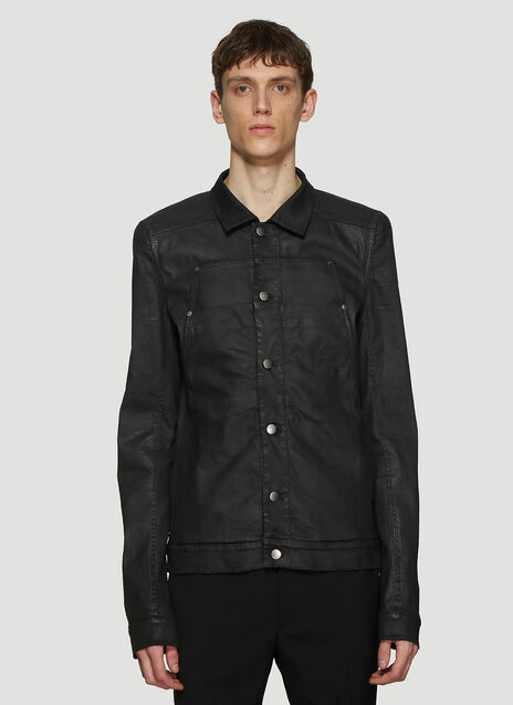 Rick Owens Xtreme Lab Denim Jacket