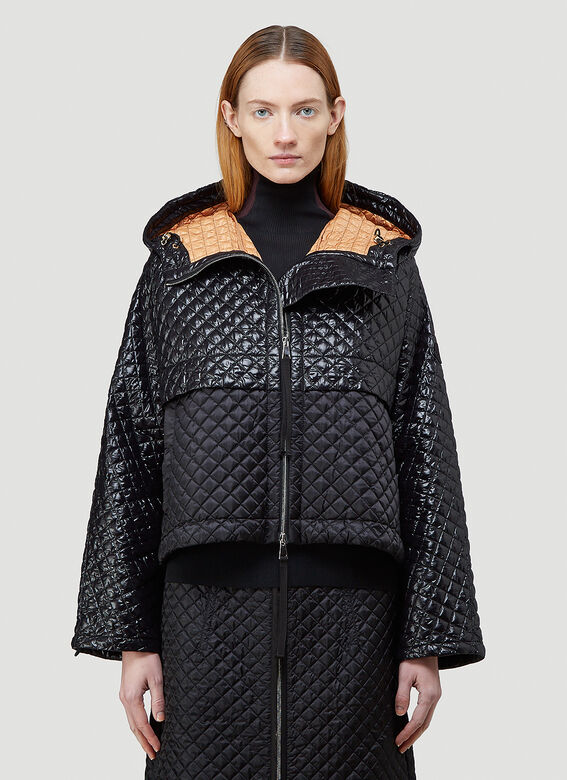 2 Moncler 1952 Citrine Quilted Jacket 1