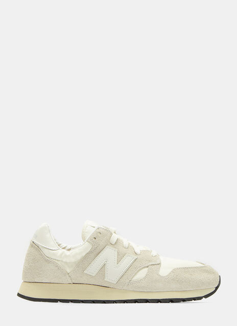 520 Textured Suede and Nylon Sneakers