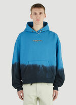 Ottolinger Otto Hoodie Blue Dip