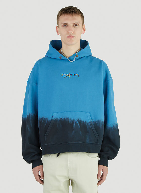 Ottolinger Otto Hoodie Blue Dip 1