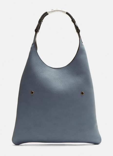 Marni Waikiki Leather Shoulder Bag