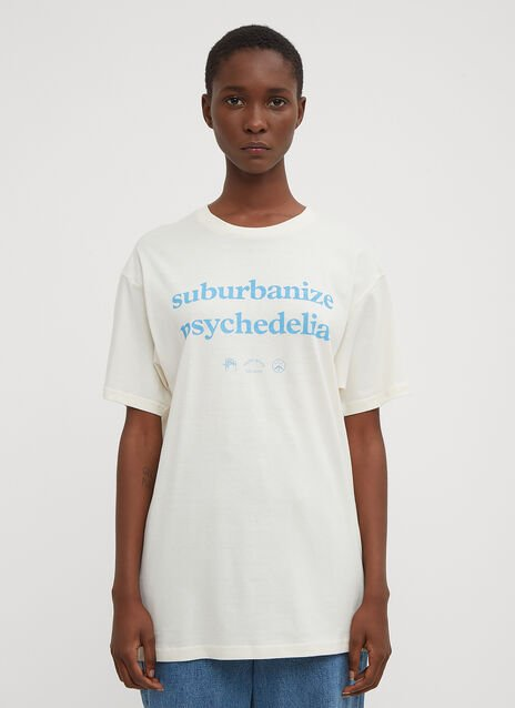 Mister Green Suburbanize Psychedelia T-Shirt