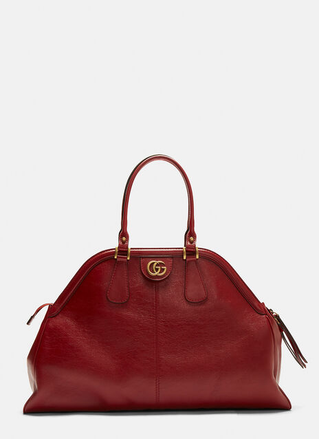 Gucci Rebelle Leather Handbag