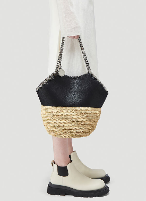Stella McCartney Medium Tote Bag Half Half 2
