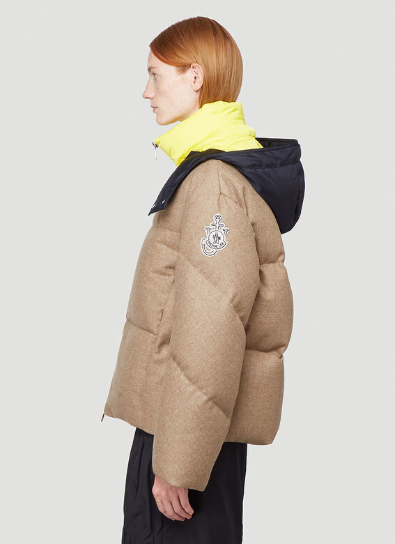 1 Moncler JW Anderson Stonory Down Jacket 3