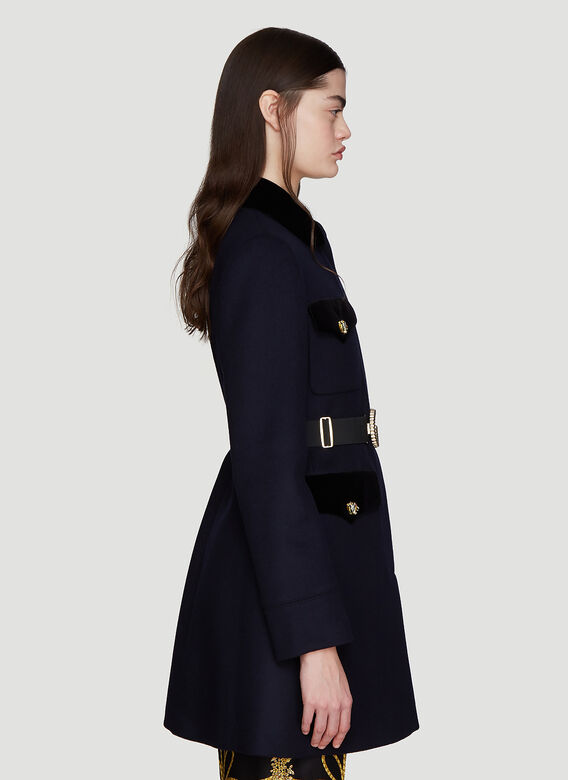 Gucci Tailored Wool Coat