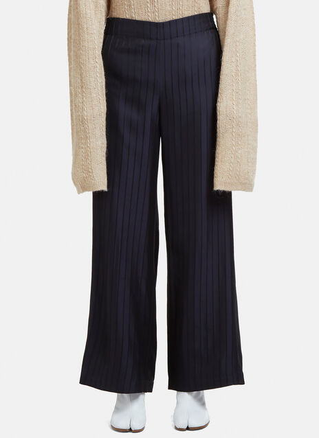 Acne Studios Tennesse Jacquard Striped Pants