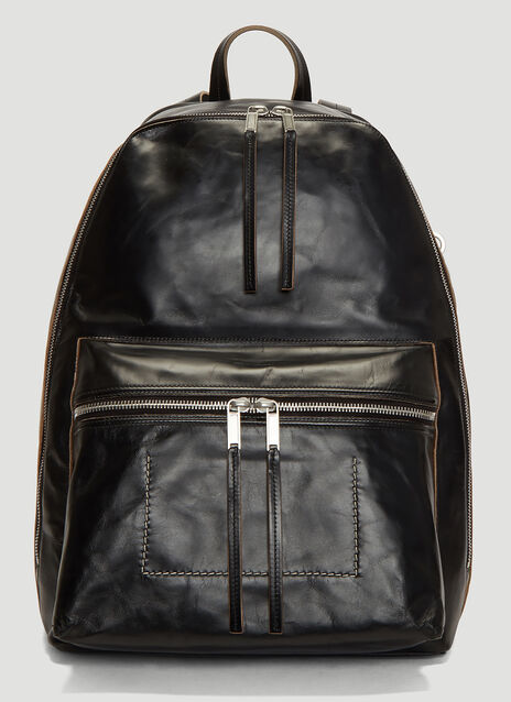 Rick Owens Sisyphus Backpack