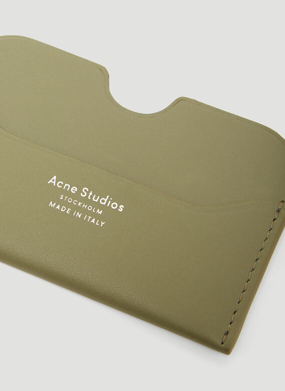 Acne Studios Elmas Compact Card Holder