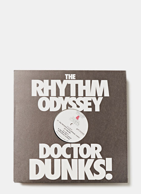 The Rhythm Odyssey and Dr Dunks – Big Fish