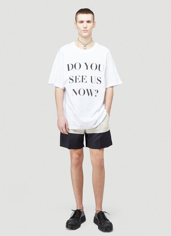 Botter LEANING FORWARD BOTTER T-SHIRT-DO YOU SEE US NOW? 2