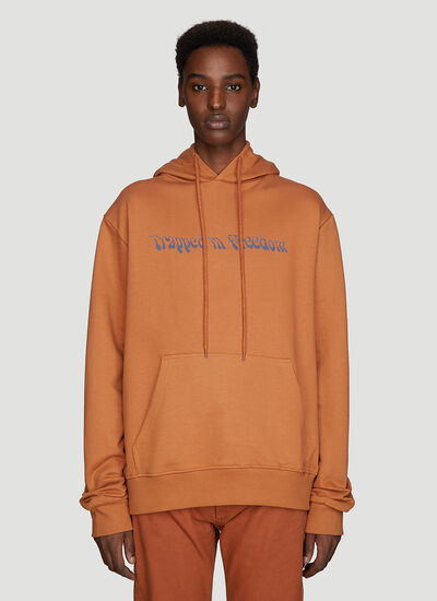 Vyner Articles Hooded Trapped Freedom Sweatshirt
