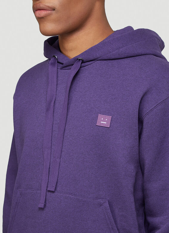 Acne Studios Logo Hooded Sweatshirt 5
