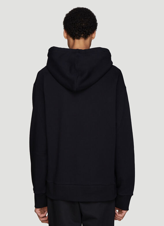 Gucci Hooded Hologram Logo Sweater