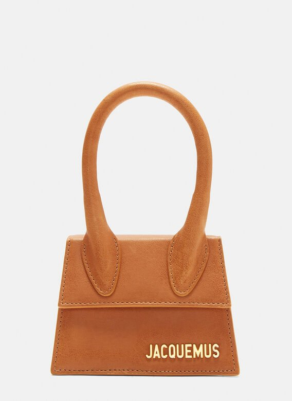 77b6499d38 Jacquemus Le Sac Chiquito in Bags in Camel   LN-CC