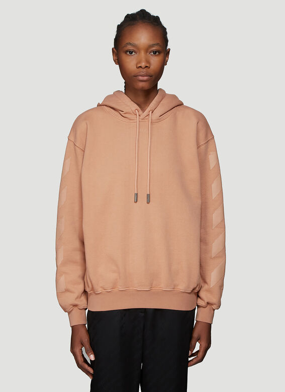 c86b40be22d0b1 Off-White Diag Arrows Hooded Sweatshirt | LN-CC