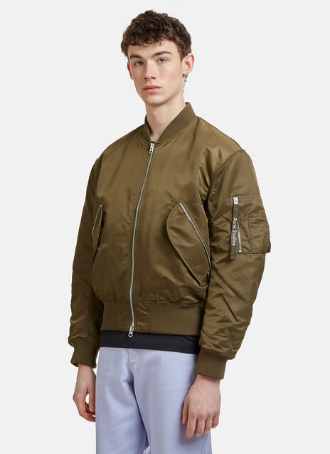 Acne Studios Makio Bomber Jacket