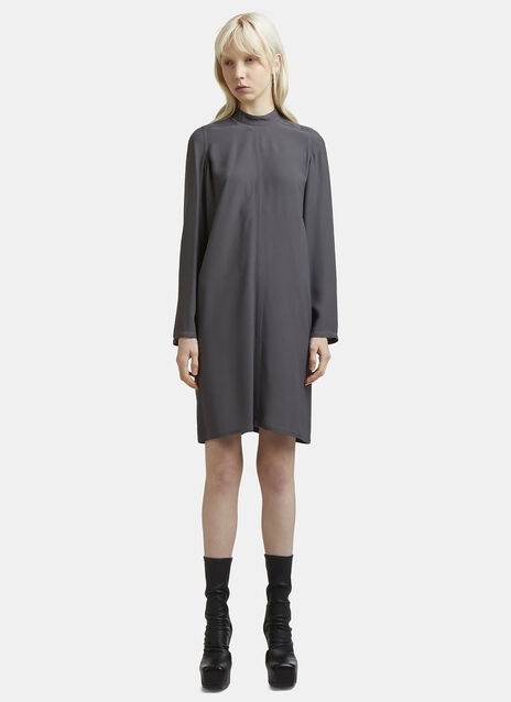 Rick Owens Long Sleeve Moody Tunic