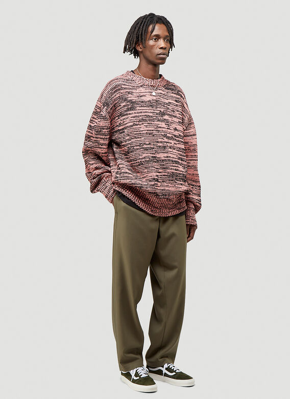 OAMC CONTRA CREWNECK KNITTED 2