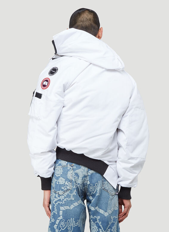 Y/Project x Canada Goose Chilliwack Bomber Jacket 4