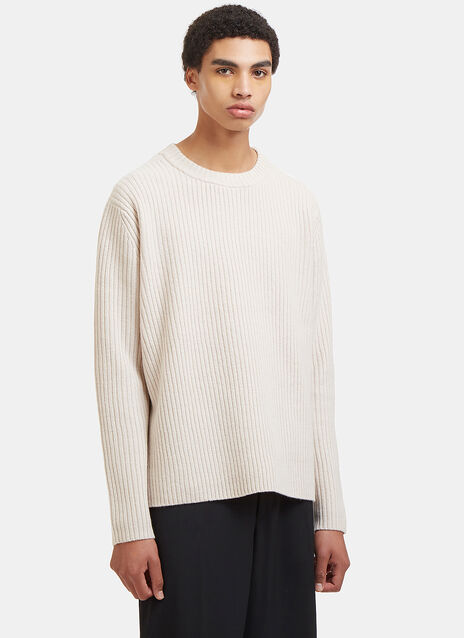 Nicholas Ribbed Knit Sweater