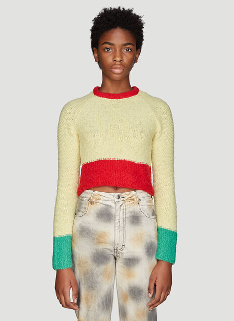 Eckhaus Latta Moppet Sweater