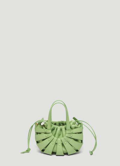 Bottega Veneta The Shell Mini Tote Bag
