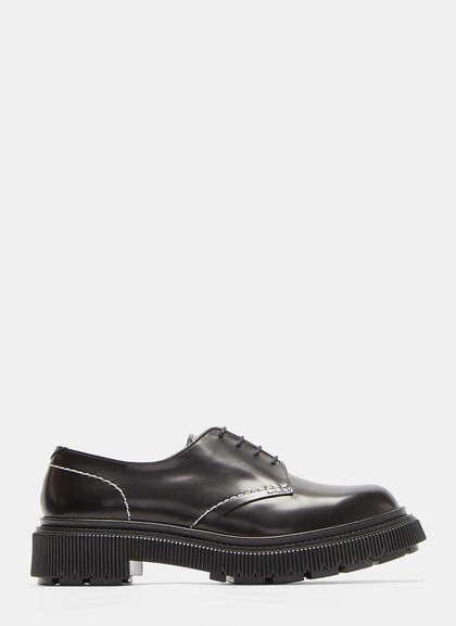 Image of Type 103 Creeper Derby Shoes
