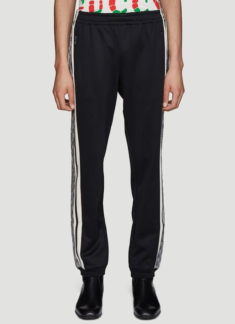 Gucci Oversized GG Print Jogging Track Pants