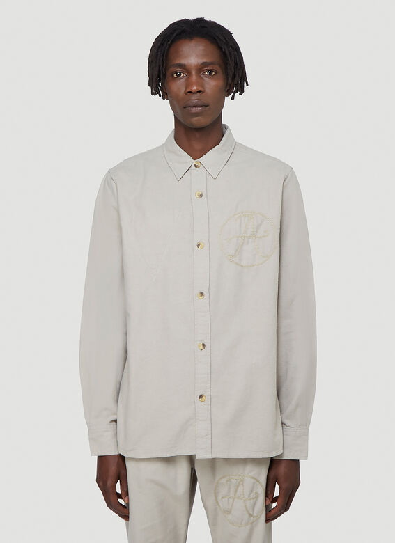 Vyner Articles WORKER EMBROIDERY SHIRT 1