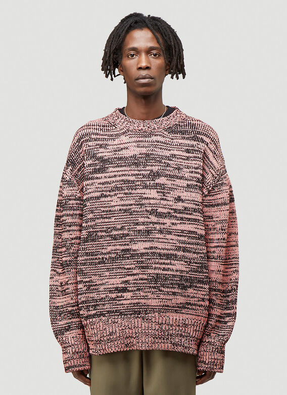 OAMC CONTRA CREWNECK KNITTED 1