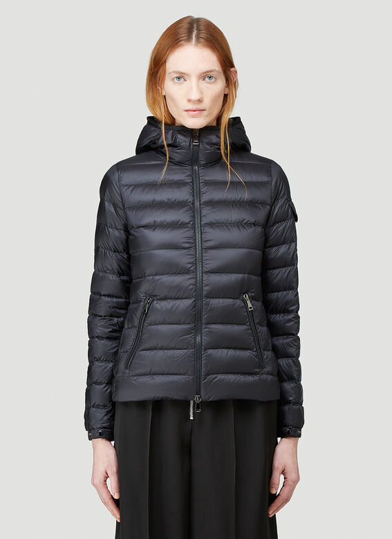 Moncler Quilted High-Neck Jacket 1