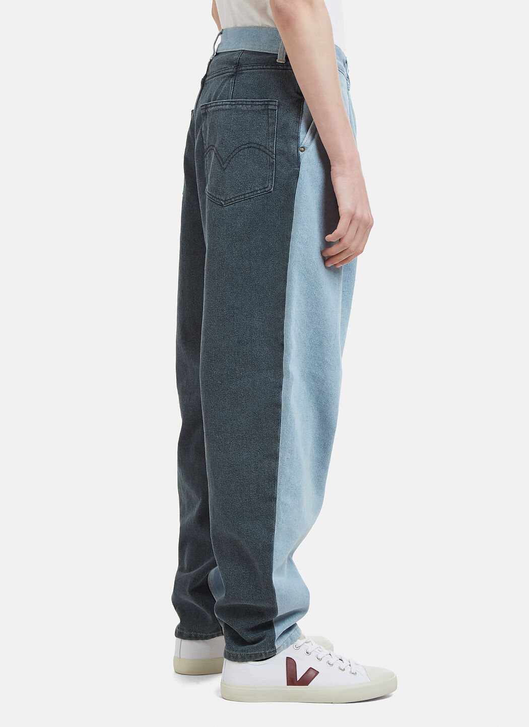 Reused Panel Jeans Hed Mayner W25LBbYBP