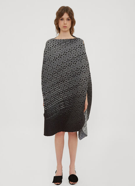 Issey Miyake Sunlight Pleats Dress