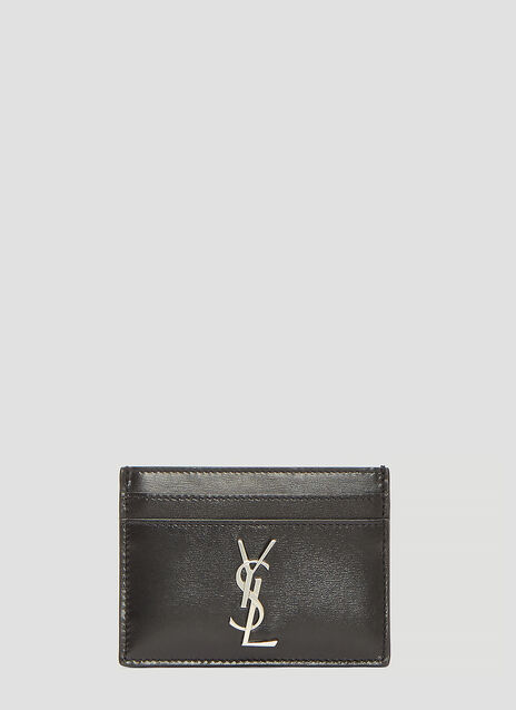 Saint laurent Monogram Card Case