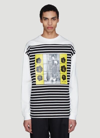 JW Anderson X Gilbert & George Dog and Boy T-Shirt