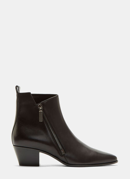 Image of Rock 40 Zip Ankle Boots