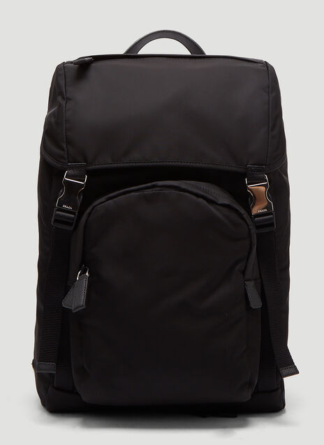 Prada Technical Nylon Backpack