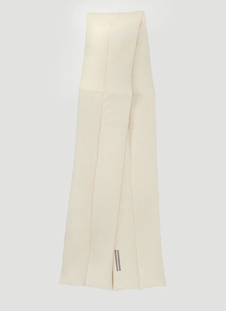 Rick Owens Padded Stole Scarf