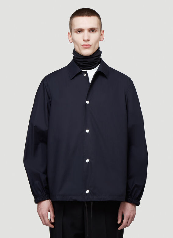 Jil Sander ESSENTIAL OUTDOOR 03 PNT - TECHNICAL POPLIN WATER REPELLENT 1