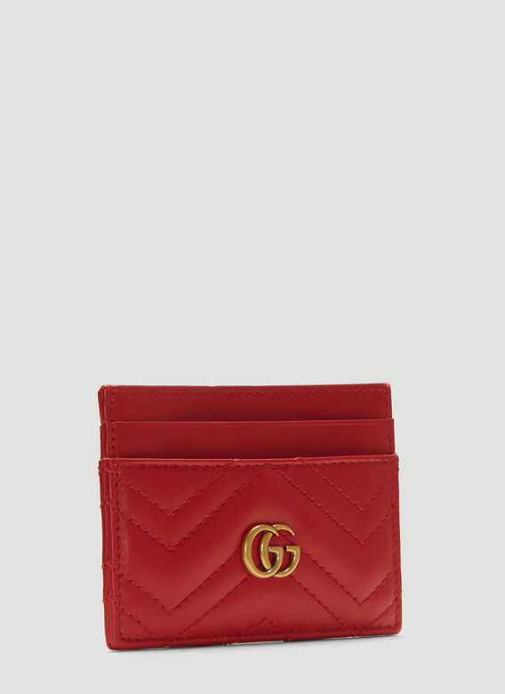 Gucci GG MARMONT CARD CASE 2