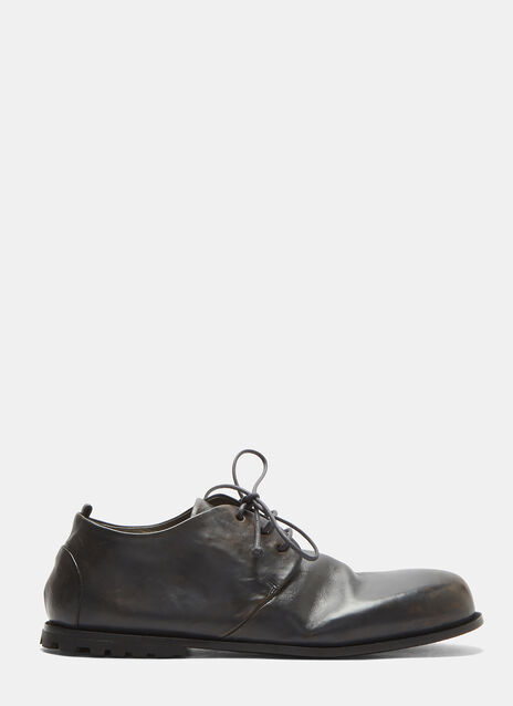 Lace-up Derby Shoes