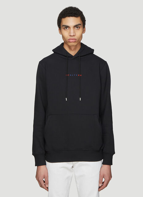 1017 ALYX 9SM Hooded Logo Collection Sweater