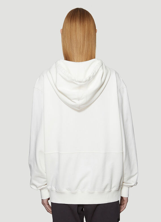 Acne Studios Logo Hooded Sweatshirt