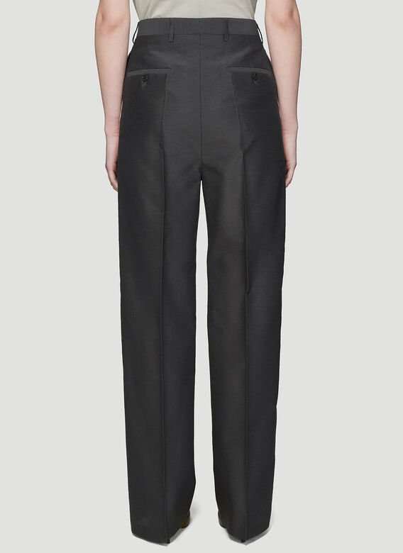 Rick Owens Babel Loose Tux Pants