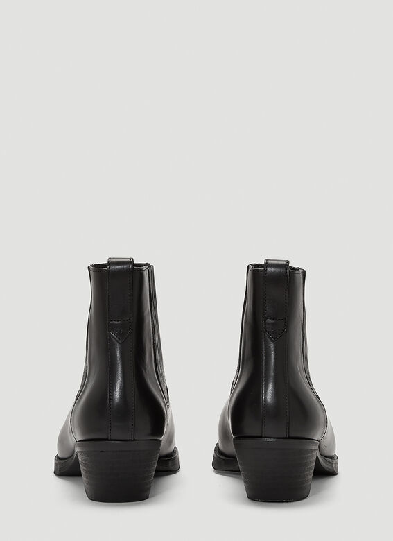 Our Legacy Cuban Ankle Boots 4